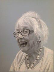 """Marjorie Brandon"" - Ellen Millinich"