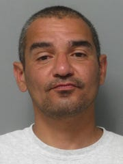 Richard Medina, 43, as shown in a South Burlington Police Department mug shot from September 2016.