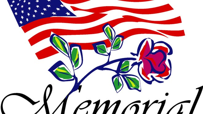 Memorial Day will be celebrated with a program beginning at 9:45 a.m. Monday in the National Cemetery in Pineville.