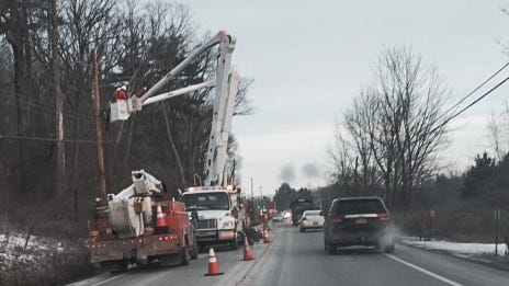 State Route 14 in Horseheads is now open to traffic as crews clean up from an overnight tractor trailer crash.