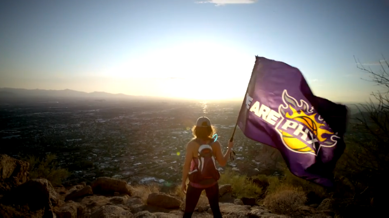 """Hosted by head coach Earl Watson, who says the Suns """"embrace and celebrate our youth."""" Video: Phoenix Suns"""