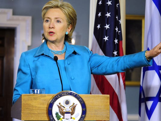 AFP FILES-US-HEALTH-CLINTON A DIP USA DC