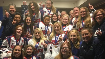 Team USA takes the gold in Sled Hockey with help from Brevard players