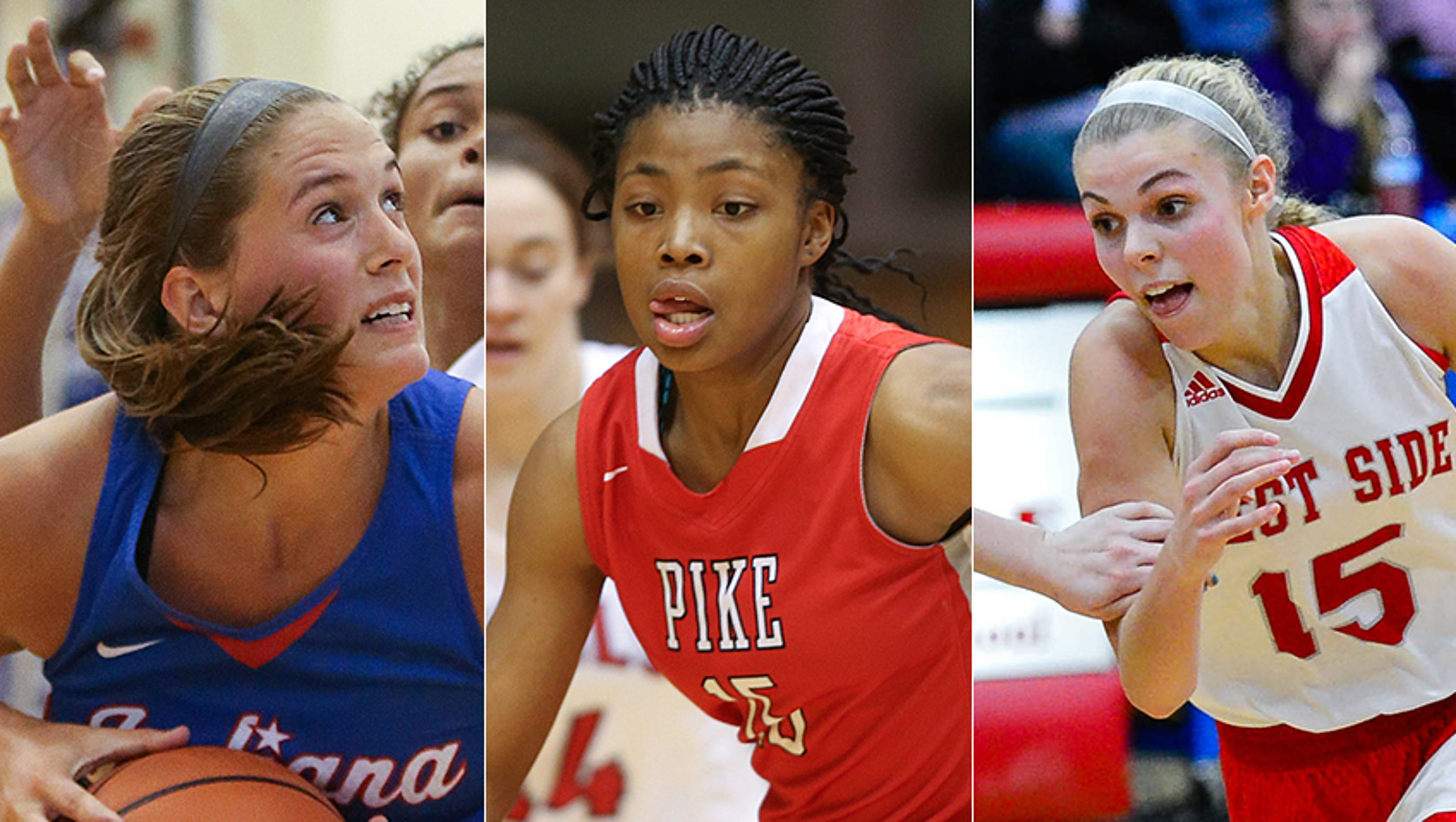 Indiana girls basketball: Class of 2018 standouts from first July evaluation period