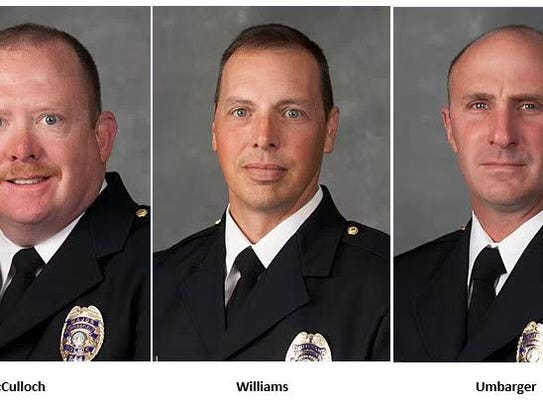 McCulloch, Williams, Umbarger