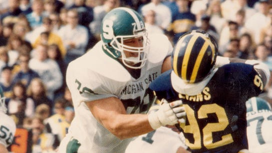 Tony Mandarich was a consensus All-American in 1988