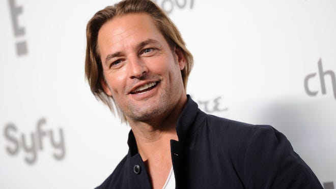 Actor Josh Holloway attends the NBCUniversal Cable Entertainment 2015 Upfront at The Jacob Javits Center on Thursday, May 14, 2015, in New York. (Photo by Evan Agostini/Invision/AP) ORG XMIT: NYEA130