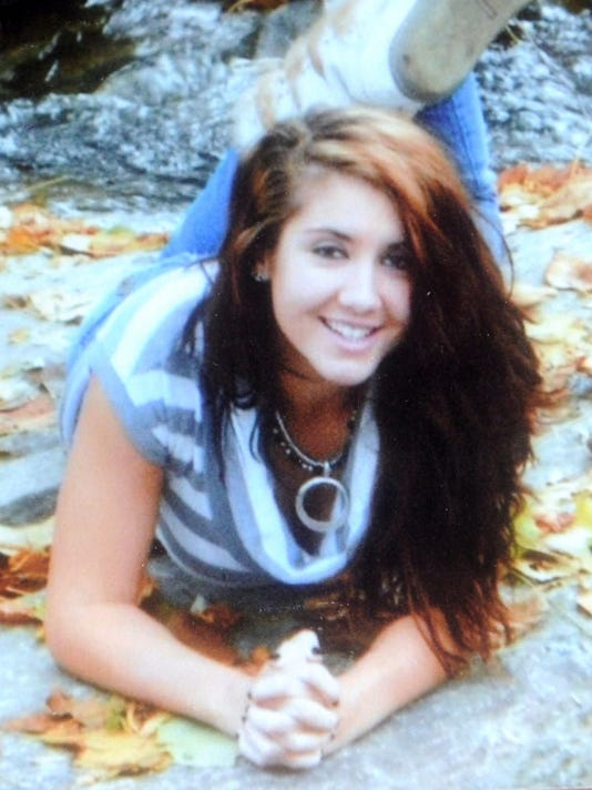Police allege Samantha Young was killed by her ex-boyfriend at his home in Wrightsville.