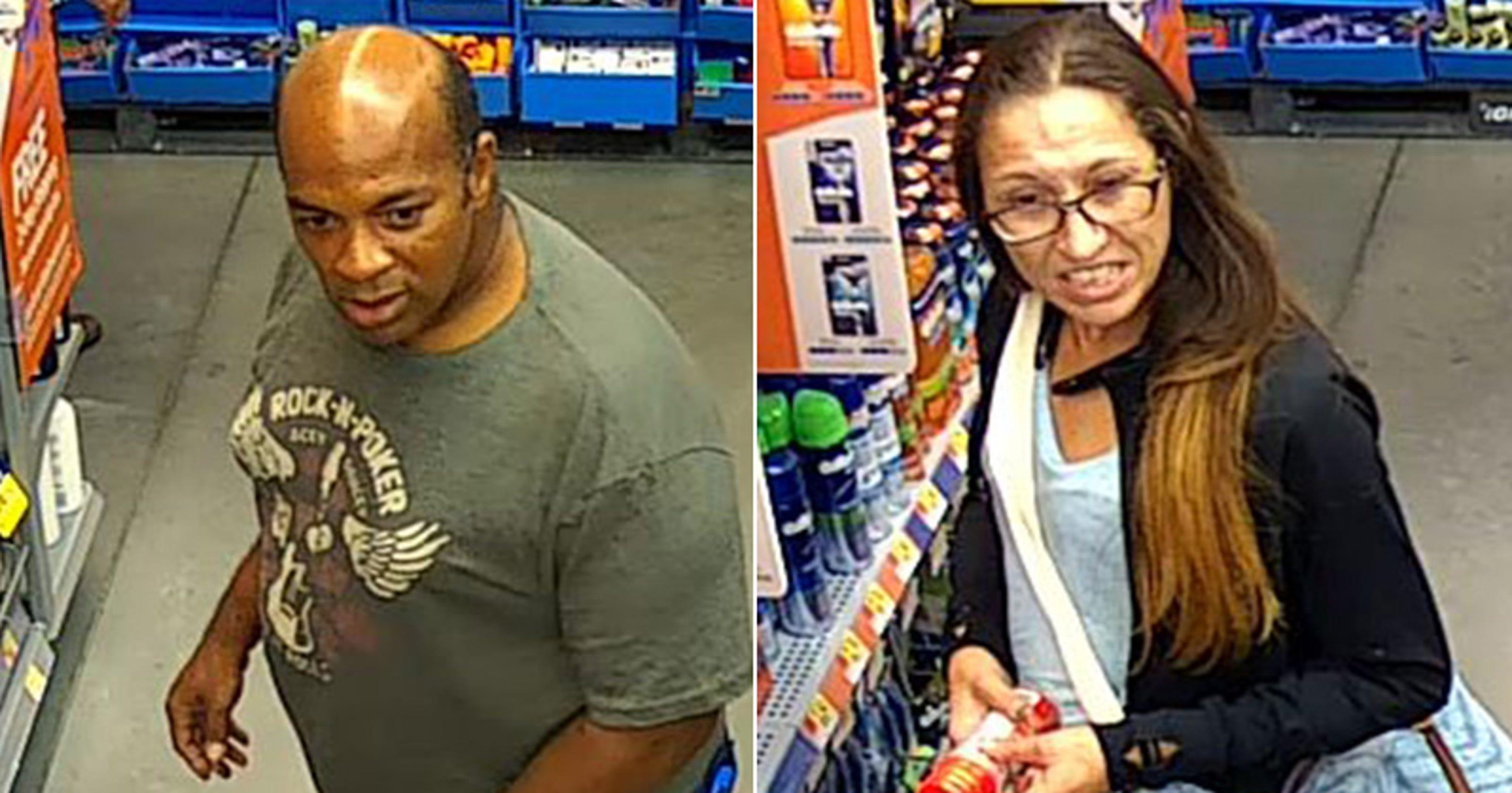 Help sought to solve Estero Walmart theft of razors worth $4,200