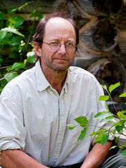 Author Rick Bass.