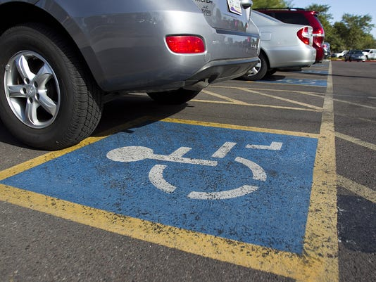 Parking lot accessibility
