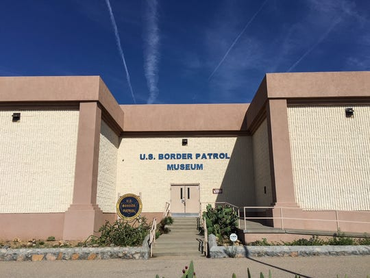 One visit to the National Border Patrol Museum, 4315