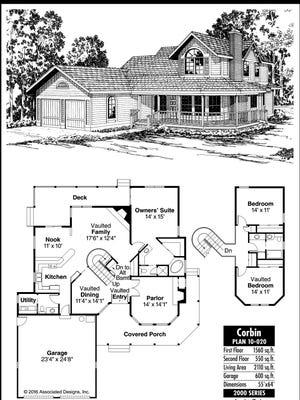 Corbin house plan
