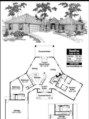 Hamilton house plan