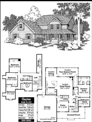 Clayton Home Plan