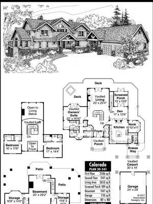 Colorado house plan