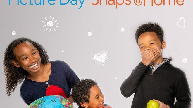 """Lifetouch announced a new in-home school photo program called """"Picture Day Snaps @Home."""""""