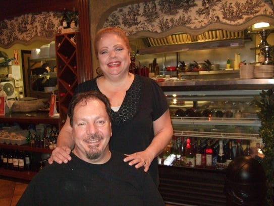 Mark and Mary Ann D'Arpino, owners of D'Arpino's Italian