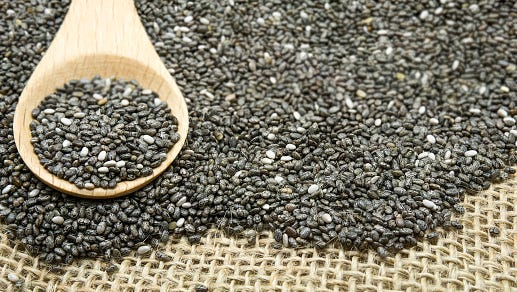 Marion-Polk Food Share received 134 cases of chia seeds contaminated with rodent excrement, and distributed 77 cases to local food banks and meal sites.