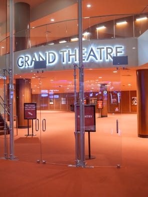 The Grand Theatre at Grand Sierra Resort and Casino