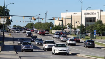 A proposed Duke natural gas pipeline would be a risk to high-population areas along the route such Kenwood Towne Centre, according to opponents.