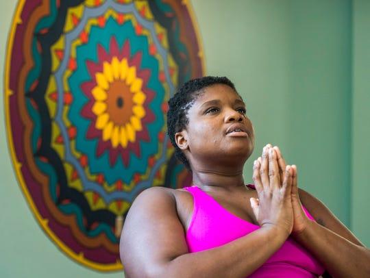Jessamyn Stanley, author of Every Body Yoga, talks