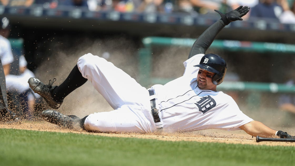 Detroit 9, Tampa Bay 4: Tigers win, but lose Zimmermann ...