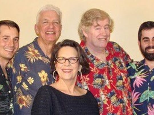 Lunatic Fringe cast photo