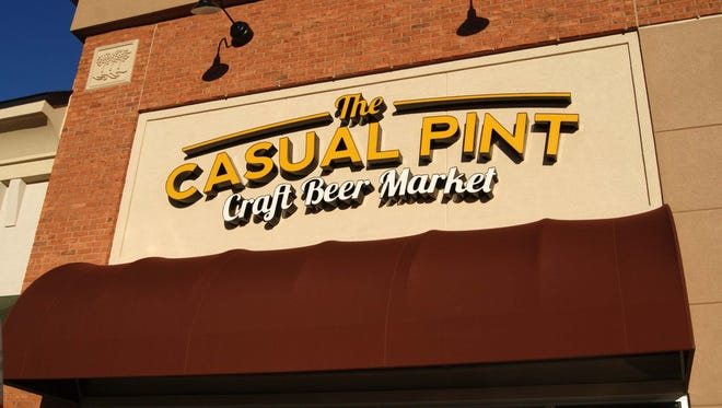 The Casual Pint will open its doors in Smyrna on Dec. 15.