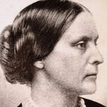 Susan B. Anthony, who lived in Rochester for more than 50 years, worked tirelessly for voting and other rights for American women.