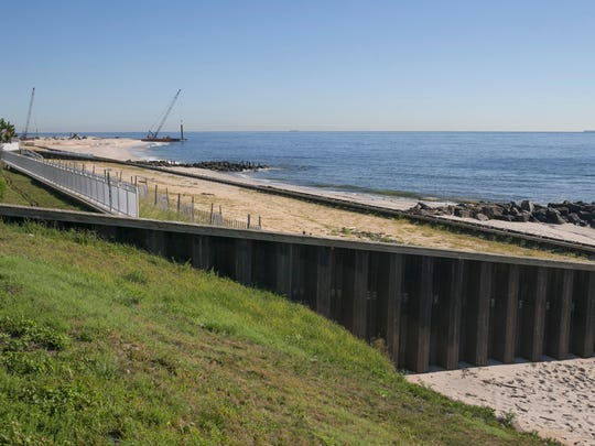 The beachfront where U.S. president Ulysses Grant spent