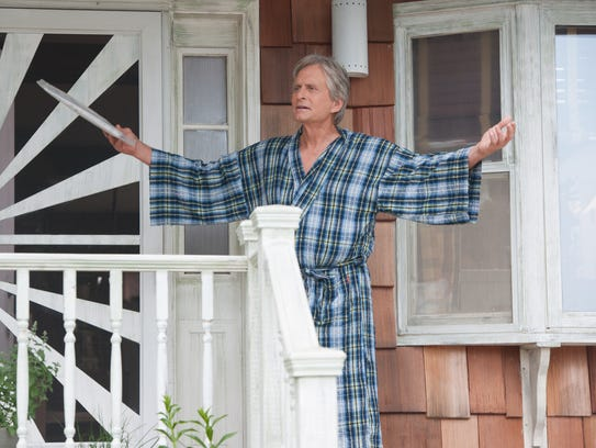 """It Goes': Douglas Bathrobe"