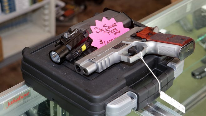 Guns for sale at Haling of Armed Sources Gun & Pawn LLC.