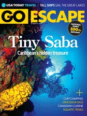 USA TODAY GoEscape magazine will be on newsstands until
