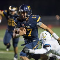 Prep football: Naples doesn't need last-second miracle to shut out Largo