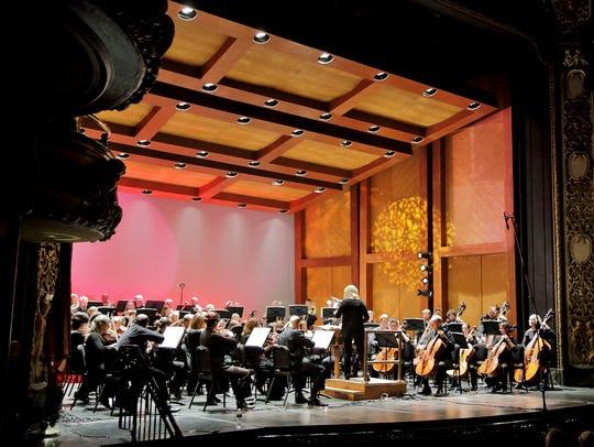 The Maryland Symphony Orchestra