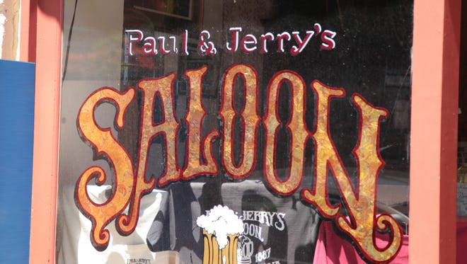Paul and Jerry's Saloon in Jerome is reportedly the oldest family owned bar in Arizona.