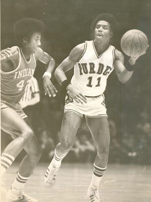 Eugene Parker remains among Purdue's career scoring leaders.
