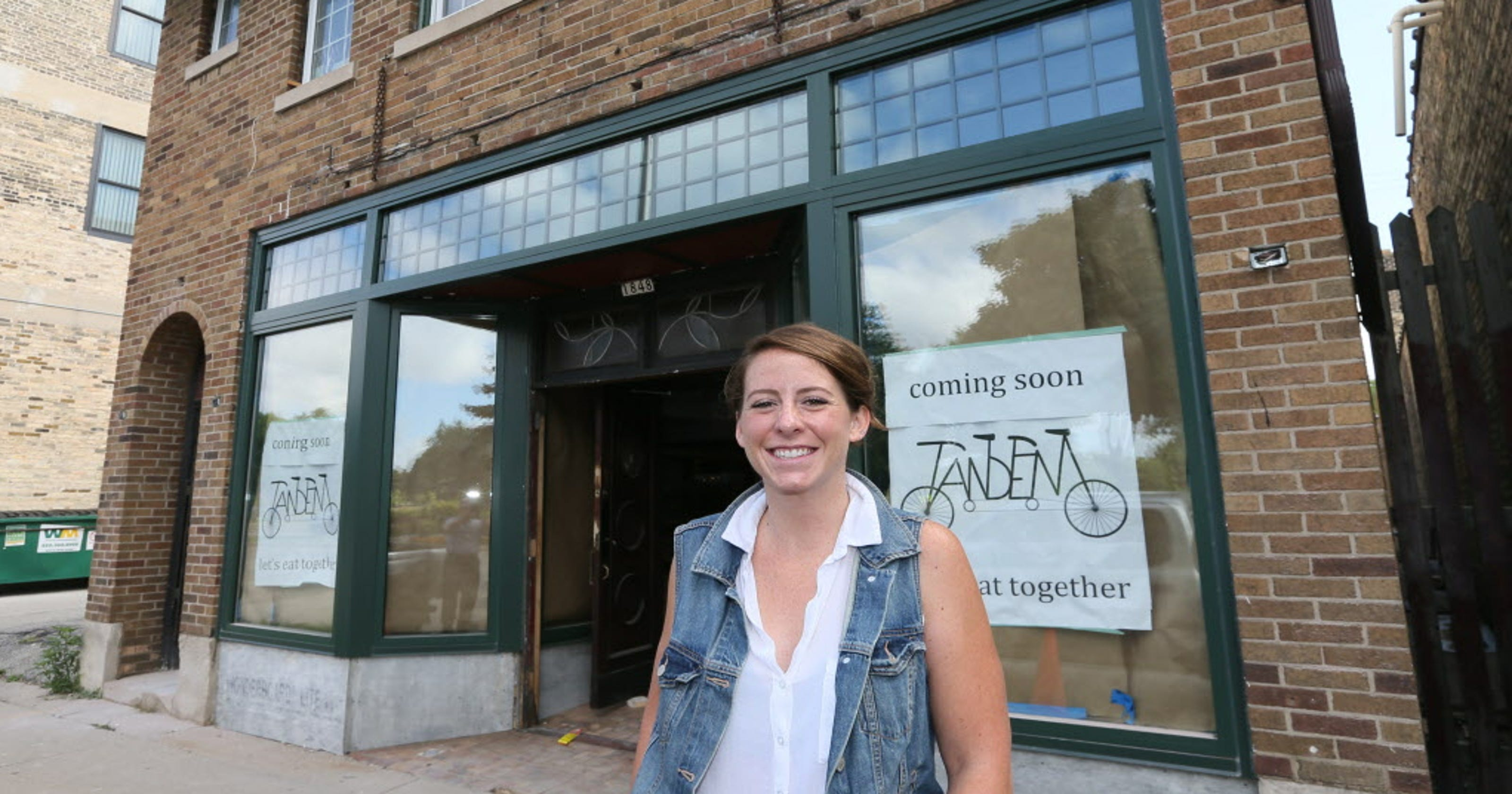 The Tandem: A new restaurant with 2 purposes