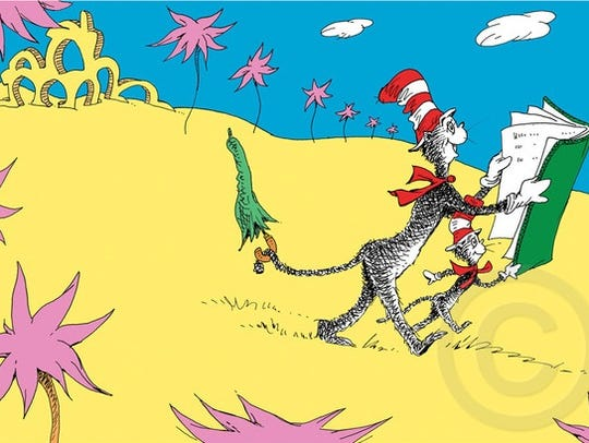 Celebrate Dr. Seuss' birthday with a variety of activities at the Germantown Community Library this Saturday.