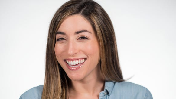 Tester and Life reporter Erin Jensen.