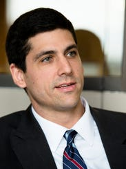 Democratic attorney general candidate Joseph Siegelman