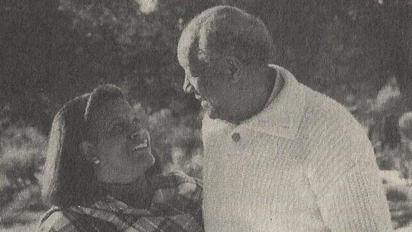 Myrlie and Walter