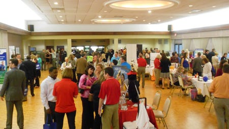 Hundreds of guests are expected to attend New Castle County Chamber of Commerce's fifth-annual SpringFest Expo on April 14.