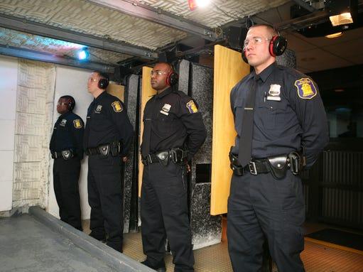 police departments hiring veterans