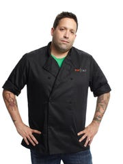 """Mike Isabella of """"Top Chef"""" fame is among the celebrity chefs getting in on the dining hall action."""