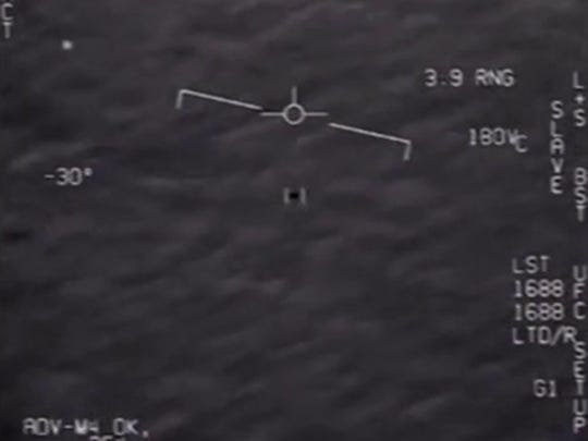 These videos have been called UFO sightings for years. The U.S. Navy says they're real