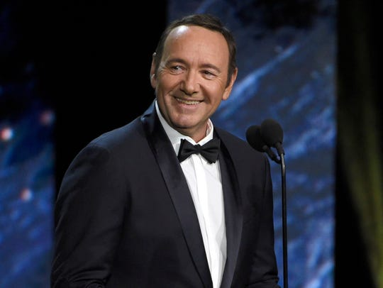 Kevin Spacey at the BAFTA Los Angeles Britannia Awards
