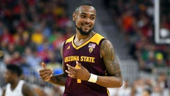 Arizona State's Torian Graham will be among eight men's