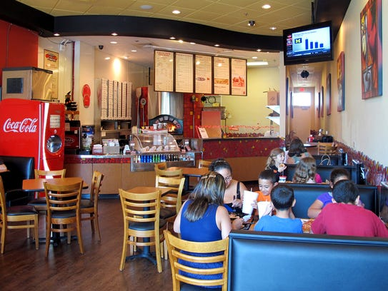 BRK Pizza is located on Naples Boulevard across from